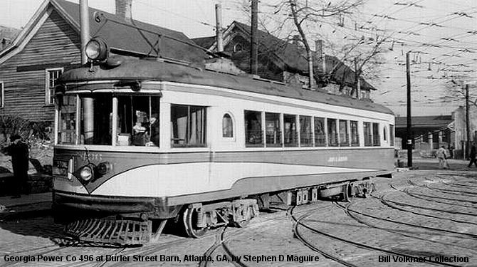 Tennessee trolley lines for Franklin motor company nashville tn
