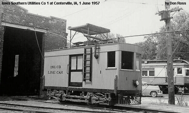 Dons Used Cars >> Iowa Trolley Lines