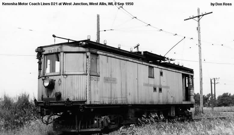 Dons Used Cars >> Milwaukee Rapid Transit & Speedrail Freight and Utility Cars