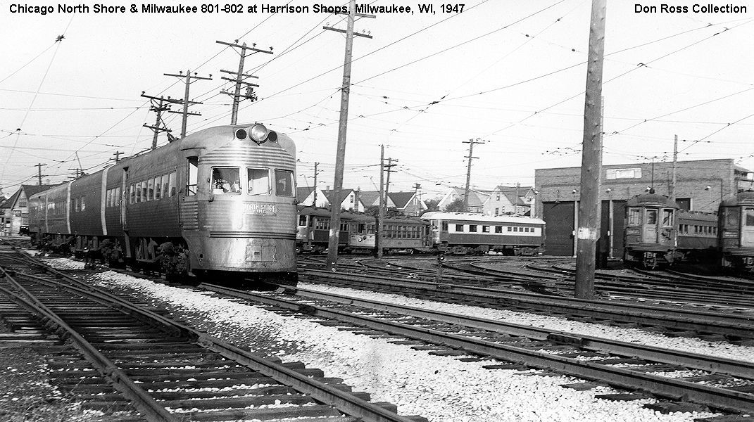"""Chicago North Shore & Milwaukee Electroniers"""