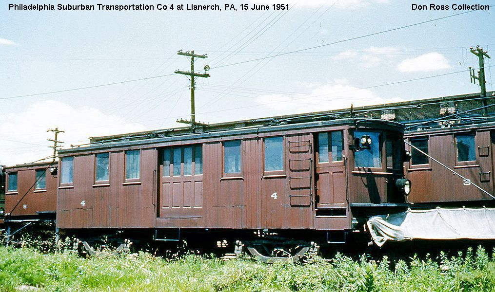 Philadelphia suburban transportation co non revenue equipment Southeastern motor freight