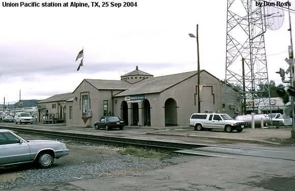 Union Pacific Stations