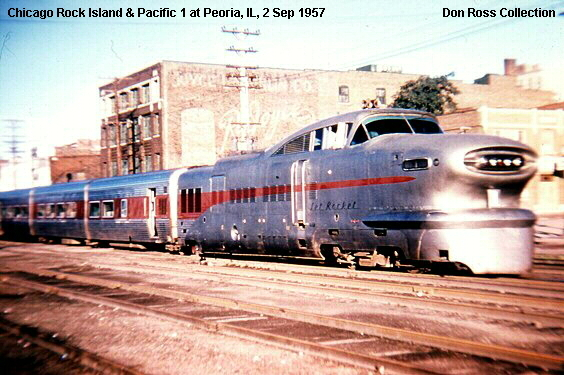 chicago rock island pacific emd lwt12 aerotrains. Black Bedroom Furniture Sets. Home Design Ideas