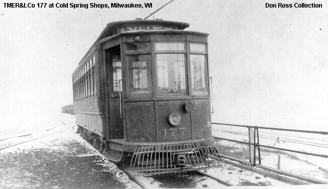 Dons Used Cars >> The Milwaukee Electric Railway & Light Co. City Cars 101-500