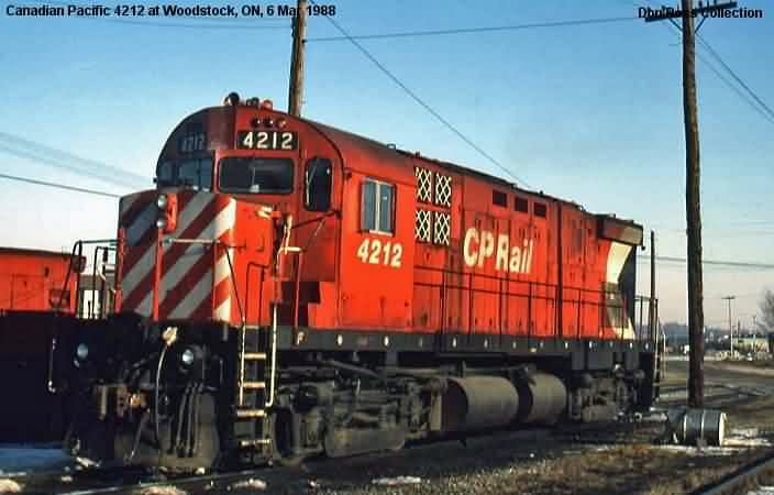 4241, C424, was built in Montreal in January 1966, #M3436-09, as CP 4241,  Class DRS-24c. It was sold as QCRy 4241 in November 1997 and sold as BuSo  4241 in ...