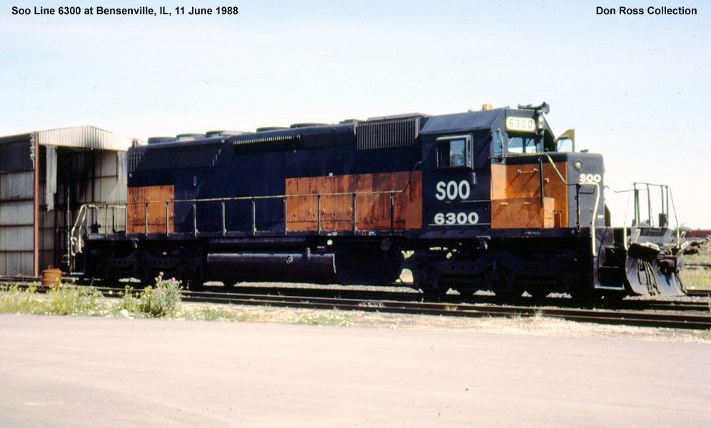 General Motors Corp Leasr Fleet Locomotives