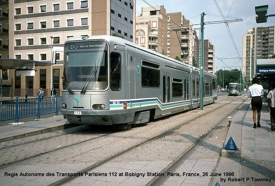 French trams - Electro depot saint etienne ...