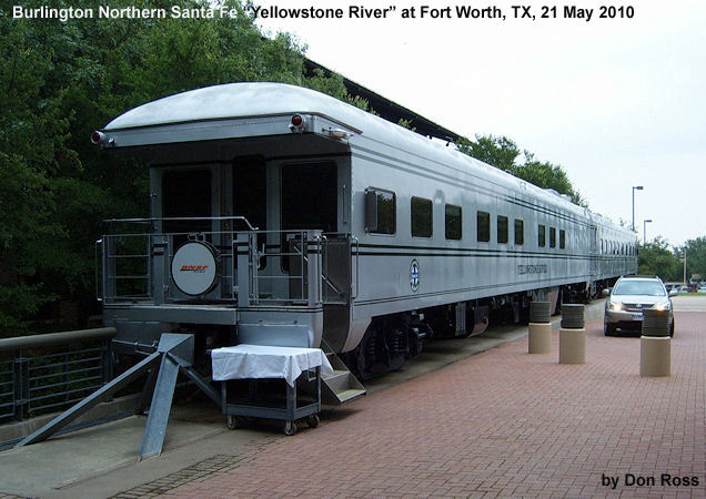 Northern Pacific Business And Passenger Cars