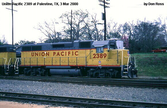 (893), Class GP38-2, was built in October 1975, #756112-4, FN 756112-4, as  Cleveland Electric Illuminating Co 103. It was sold to Locomotive Leasing  ...