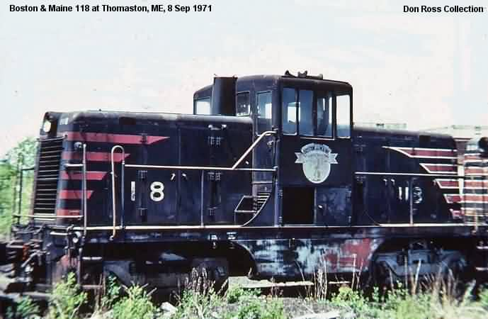Central Maine Motors >> Quebec Short Lines and Industrial Railroads