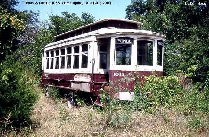 Dons Used Cars >> Texas Trolley Lines
