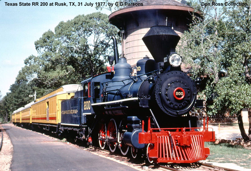 Southern California Electric >> Grapevine Vintage RR